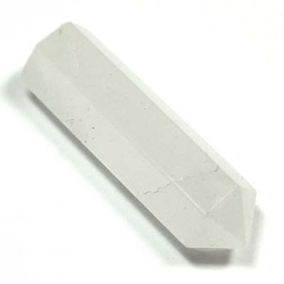 Pencil - White Aventurine 6-Sided Pencil (India)