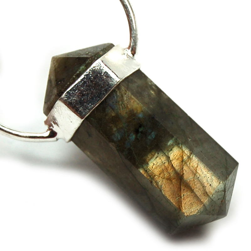 Crystal Pendants - Labradorite DT Pendant photo 6