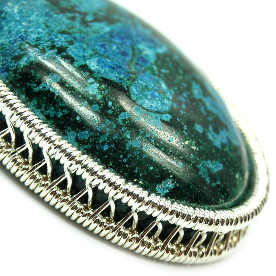 Pendants shattuckite cabochon wire wrap pendant india pictures represent typical quality mozeypictures Image collections