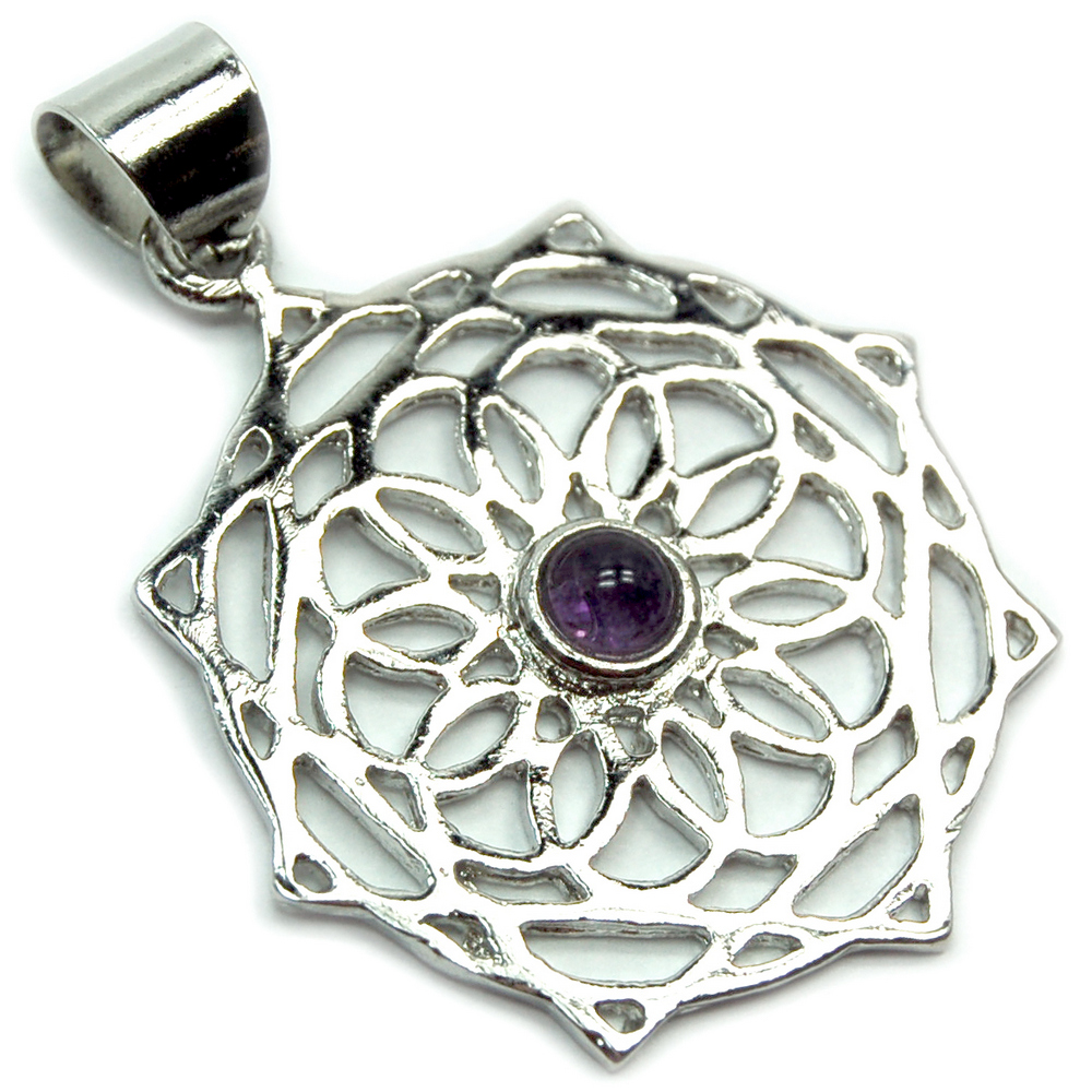 Discontinued - Silver-Plated Pendant Assortments (India)