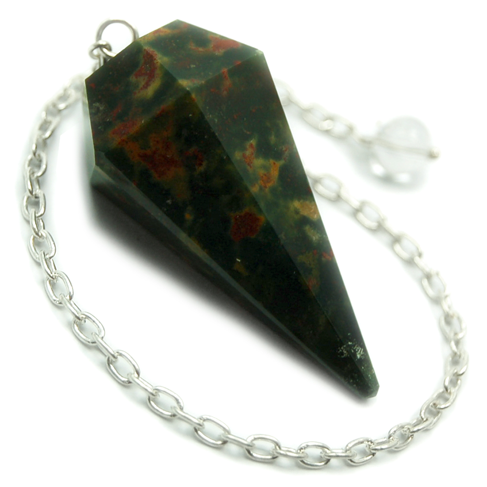 Discontinued - Fancy Jasper Pendulums (India)