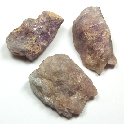 Pink Hackmanite - Pink Hackmanite Chips/Chunks (Pakistan)