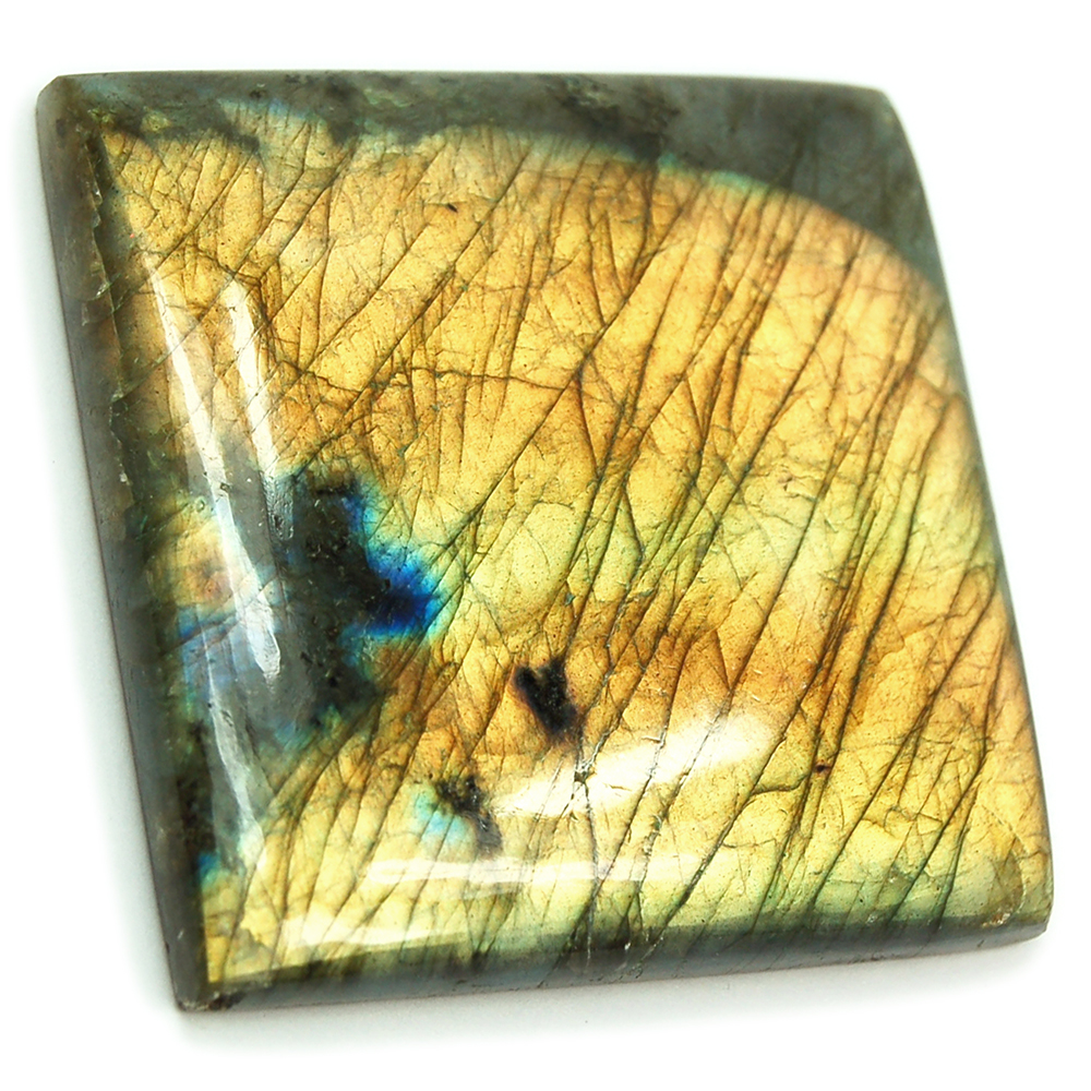 Polished Crystals - Labradorite Polished Tiles (India)