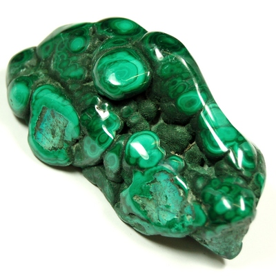"Polished Malachite - Malachite ""Free Forms"" photo 7"