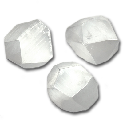 Polished Crystals - Selenite Cut/Polished Free-Forms (Morocco)