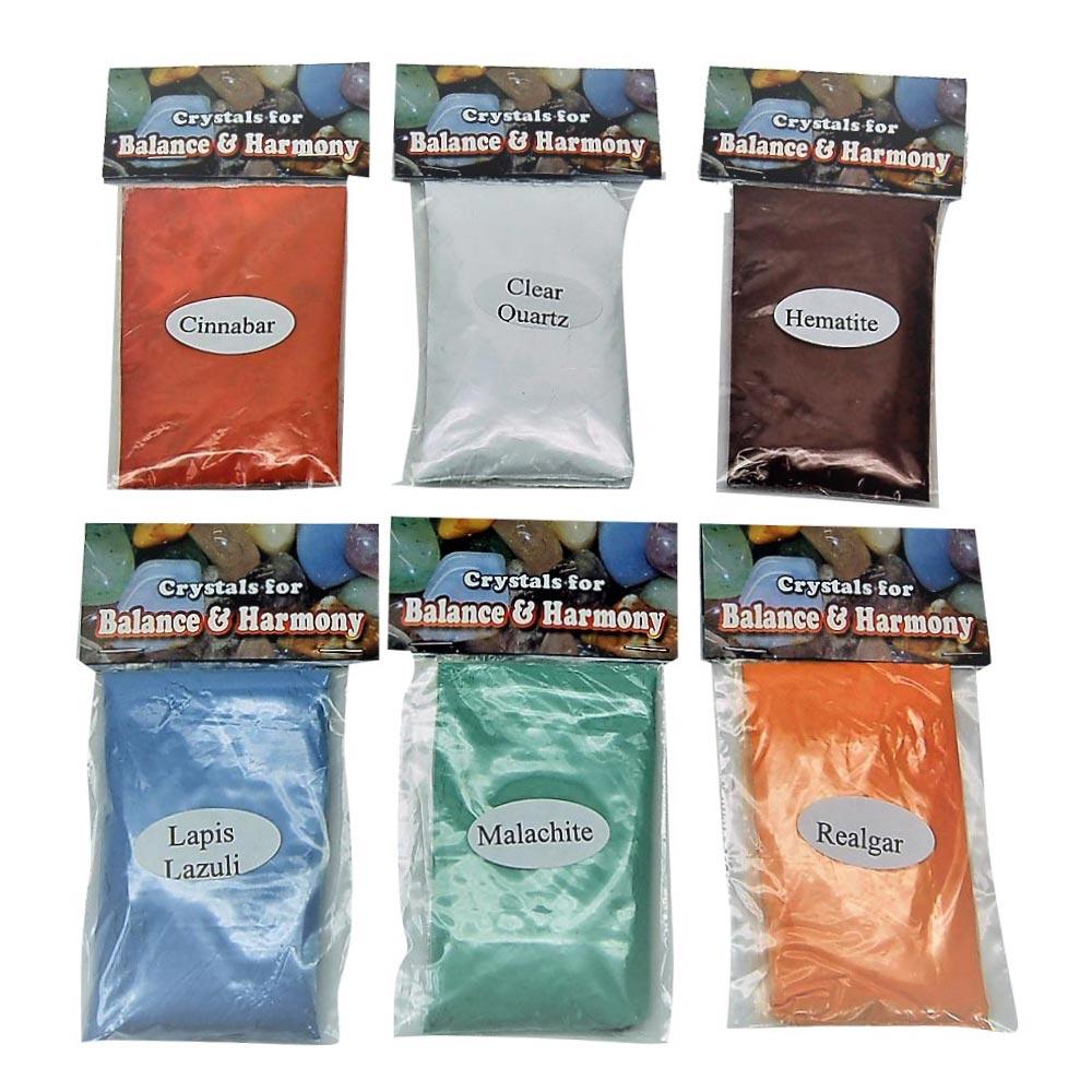 Natural Pigment Powders