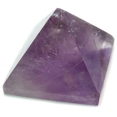 Pyramid - Amethyst Crystal Pyramids photo 7