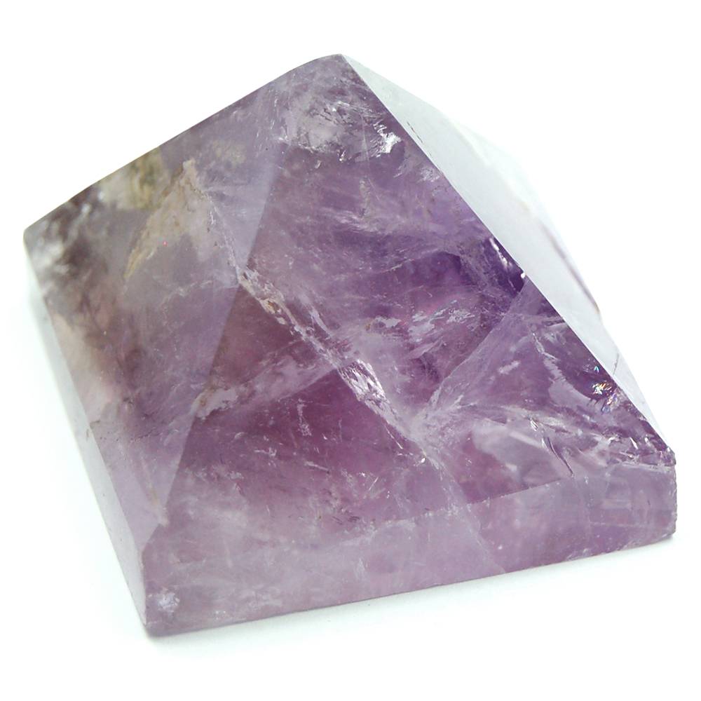 Pyramid - Amethyst Crystal Pyramids photo 2