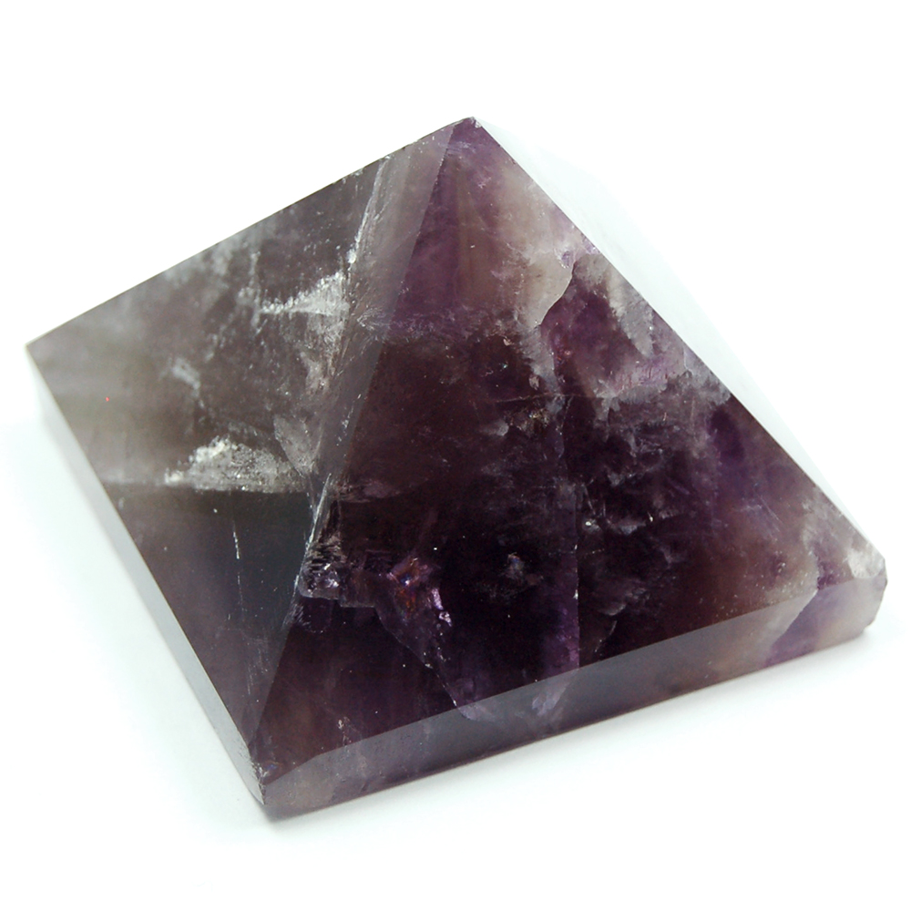 Pyramid - Amethyst Crystal Pyramids photo 3