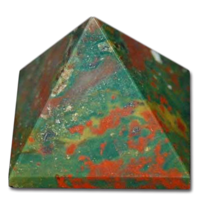 Pyramid - Bloodstone Pyramids (India)