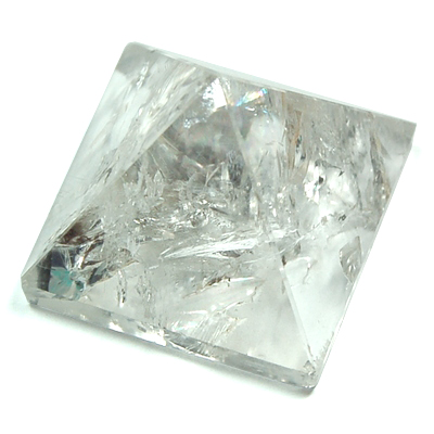Pyramid - Clear Quartz Crystal Pyramids photo 7