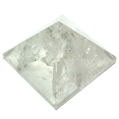 Pyramid - Clear Quartz Crystal Pyramids photo 8