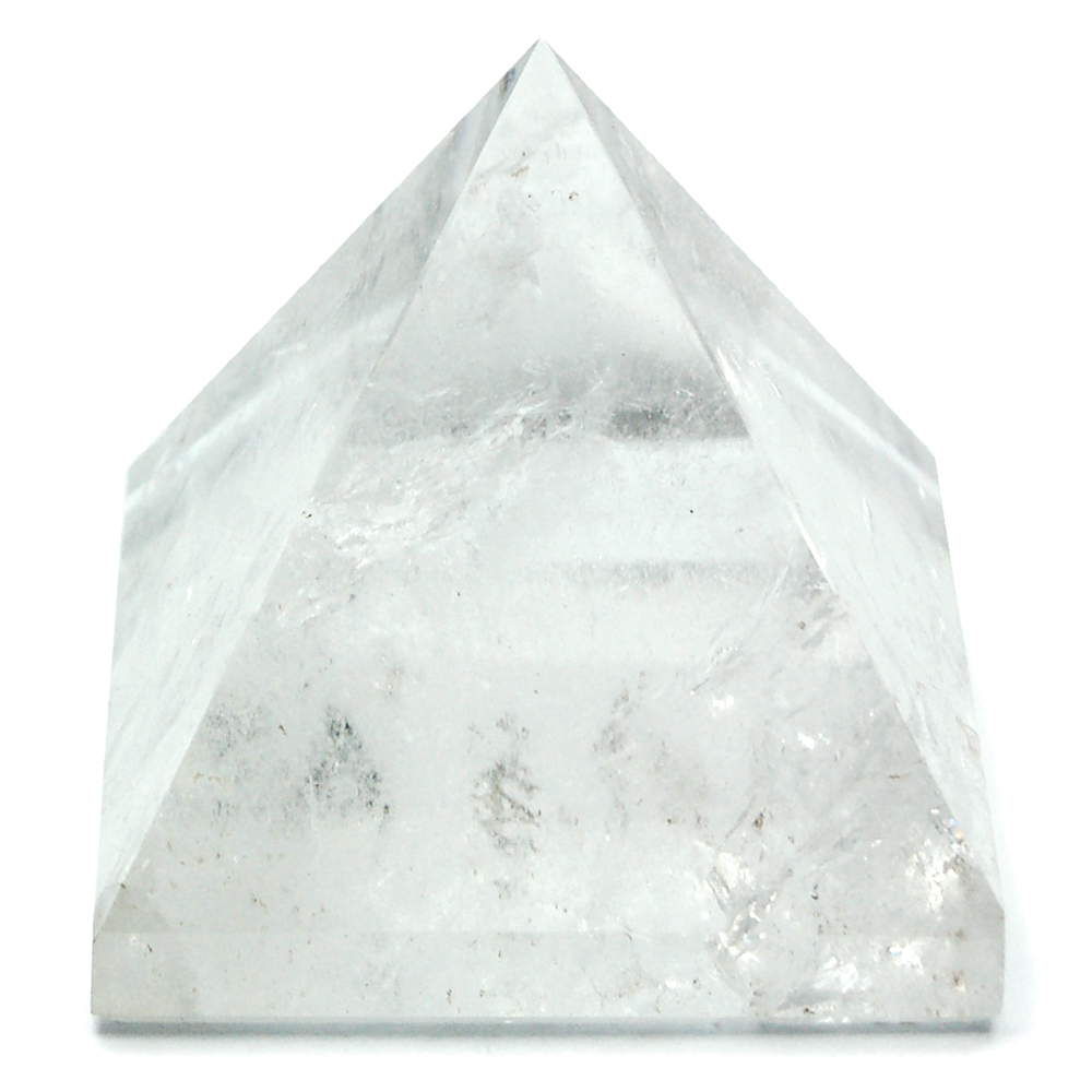 Pyramid - Clear Quartz Crystal Pyramids photo 3