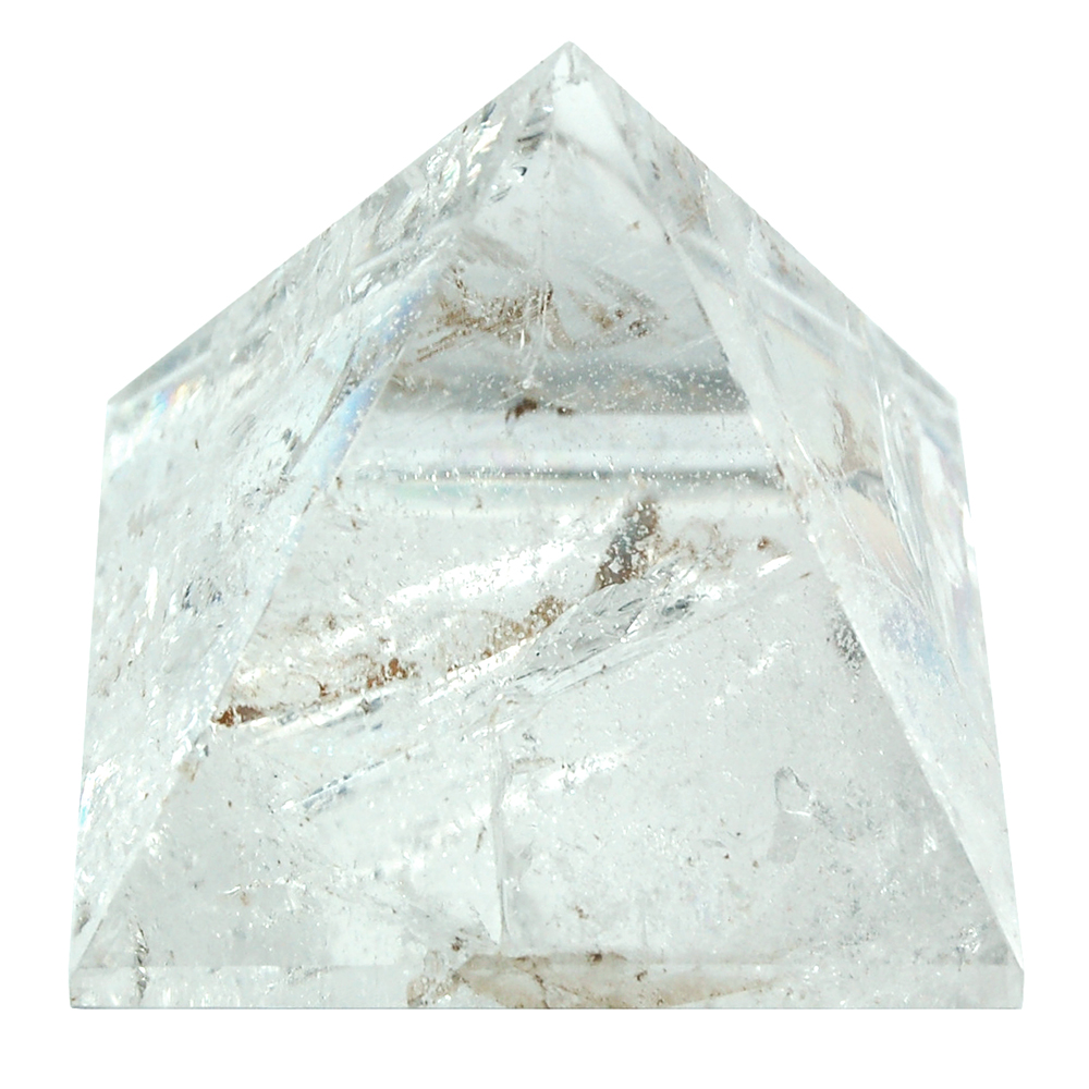 Pyramid - Clear Quartz Crystal Pyramids photo 5