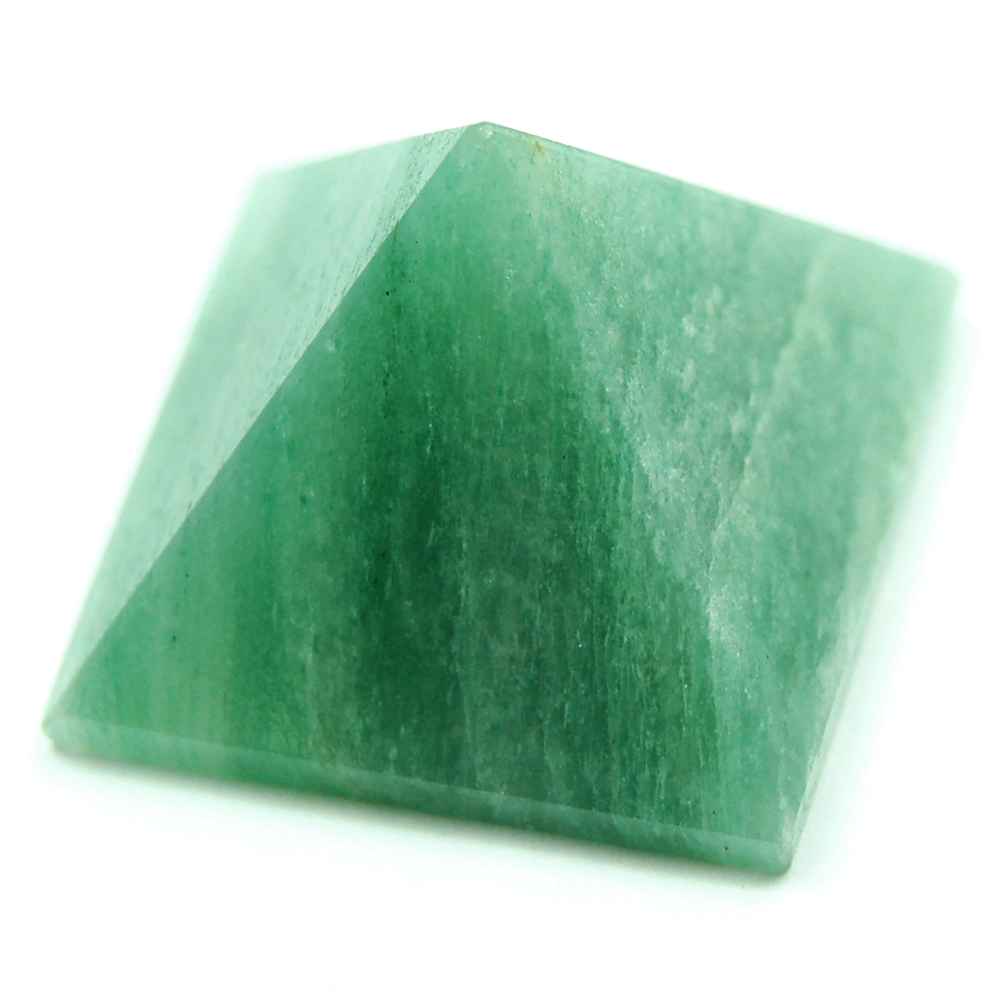 Pyramid - Green Aventurine Pyramids (India)