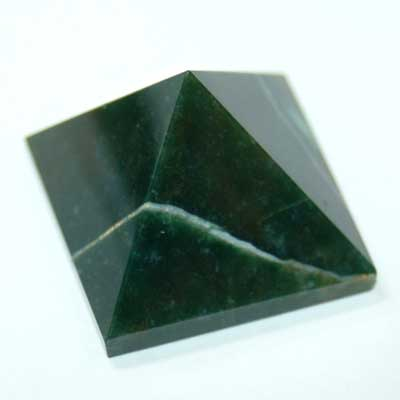 Pyramid - Green Quartz Pyramids