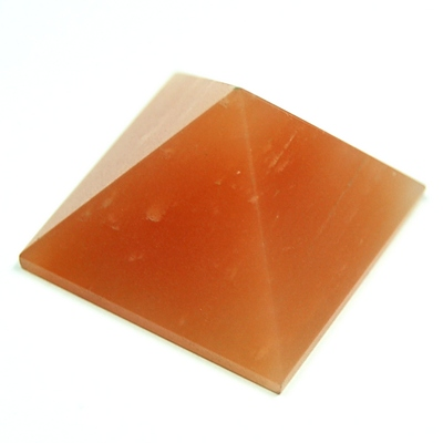 Pyramid - Orange Aventurine Pyramids (India)
