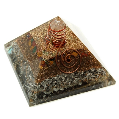 Pyramid - Orgonite Pyramids (India)