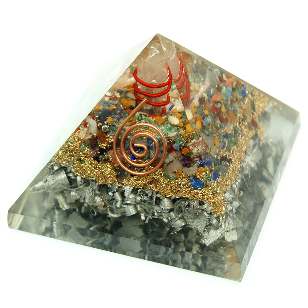 Discontinued - Orgonite Pyramids (India)