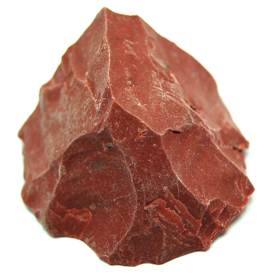 Red Jasper - Red Jasper Natural Chips/Chunks (Brazil)