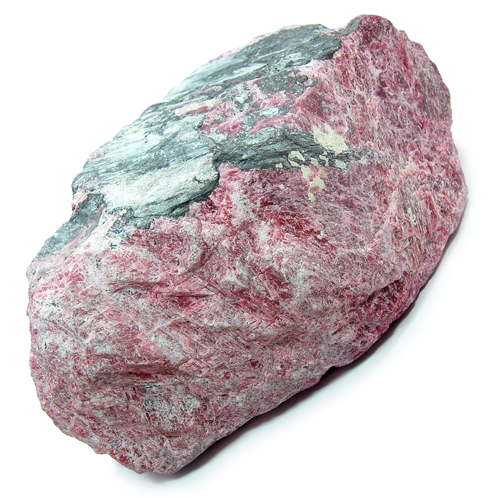 Rhodonite - Rhodonite Natural Specimens (Brazil)