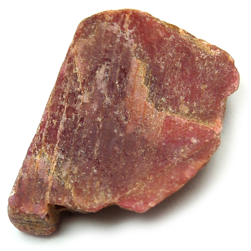Ruby - Ruby Natural (Rock Ruby) Chips (India)