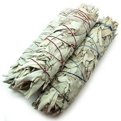 White Sage Bundles 8-9 inches
