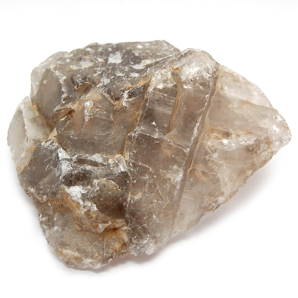 "Smokey Quartz - Smokey Quartz Natural Chunks ""A/B"" (Brazil)"