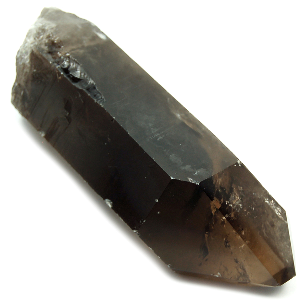 "Smokey Quartz - Smokey Quartz Points ""A""/Dark (Brazil)"