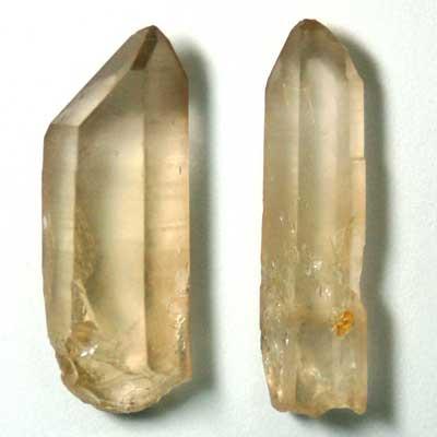 Lemurian Quartz - Smokey Lemurian Seed Crystals