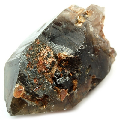 "Smokey Quartz - Smokey Quartz Points ""B\"" Grade/Dark (Brazil)"