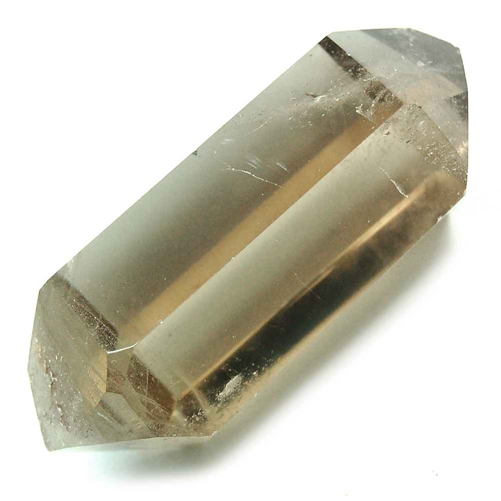 "Smokey Quartz Polished DT Points ""Extra"" (Brazil)"