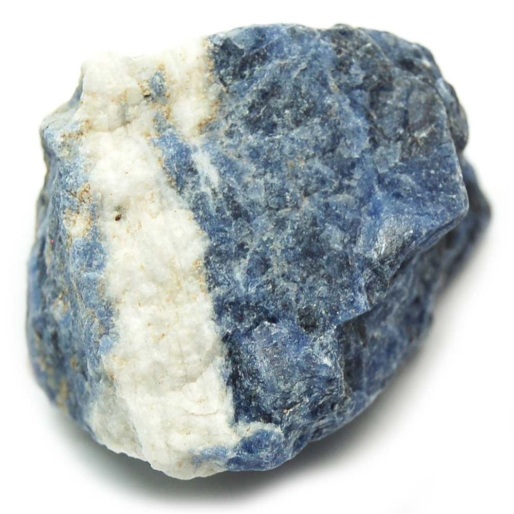 Discontinued - Rough Sodalite Chunk photo 3
