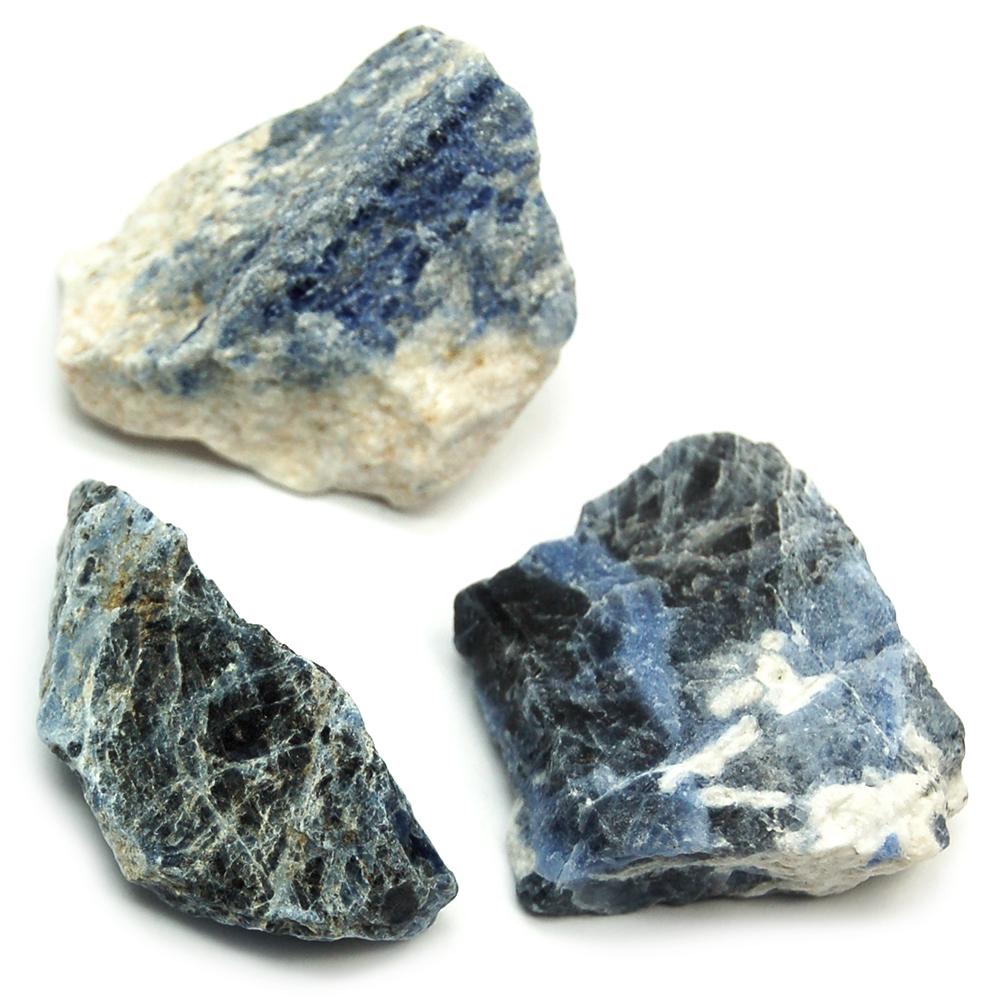 Discontinued - Rough Sodalite Chunk photo 7