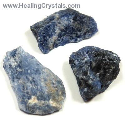 Discontinued - Rough Sodalite Chunk photo 9