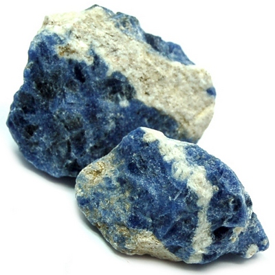 Discontinued - Rough Sodalite Chunk photo 10
