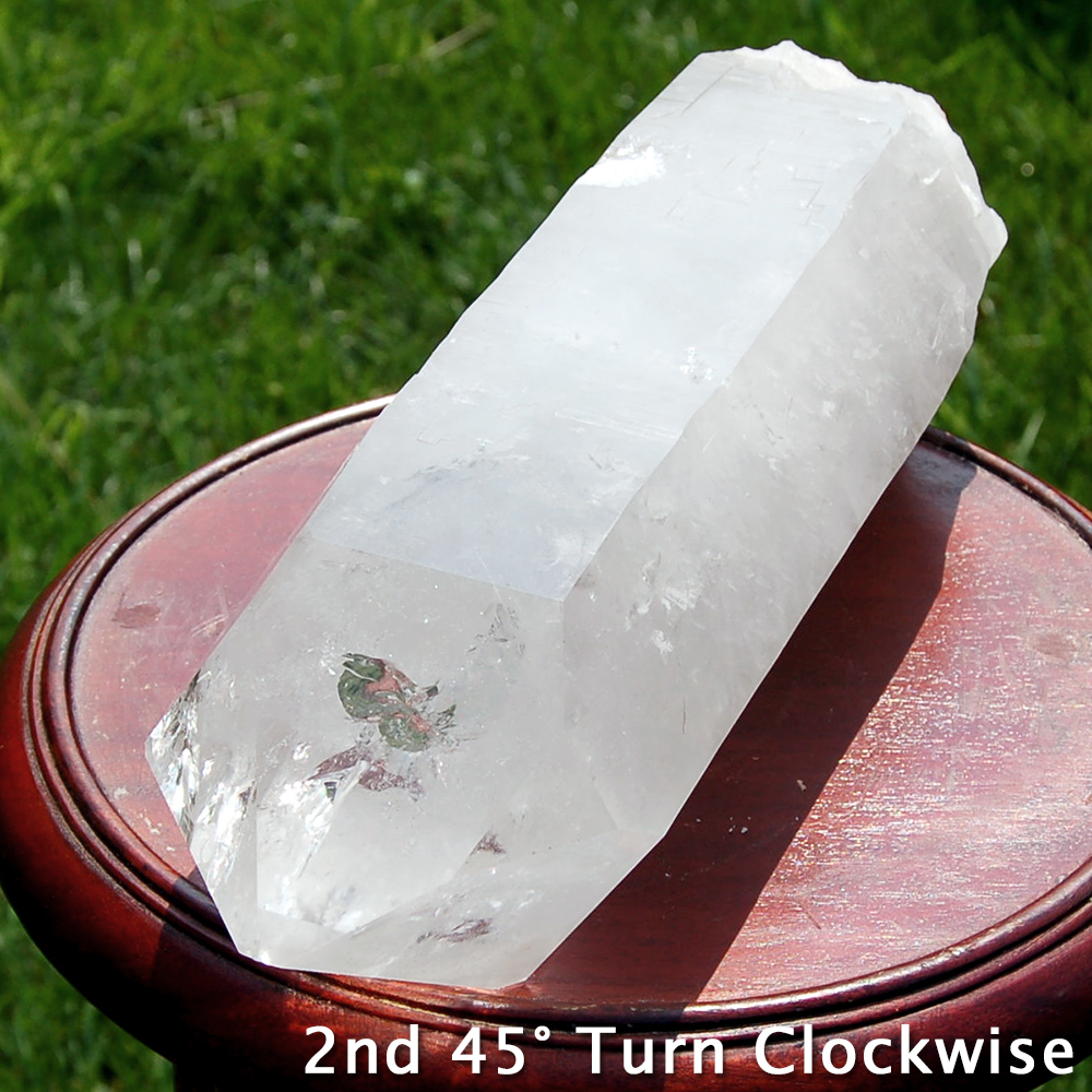 Specimen - Clear Quartz Specimen Point #3 (Arkansas)
