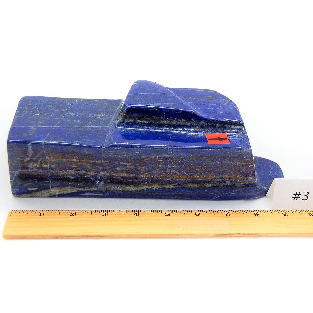 Polished Lapis Lazuli Slabs