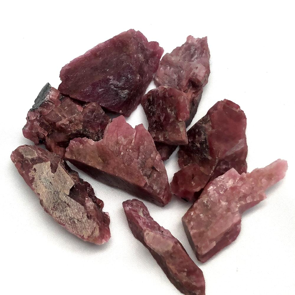 Rhodonite Natural Chunk (Brazil)