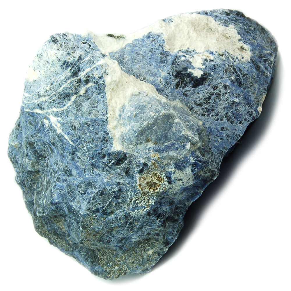 Sodalite Natural Chunks (Brazil)