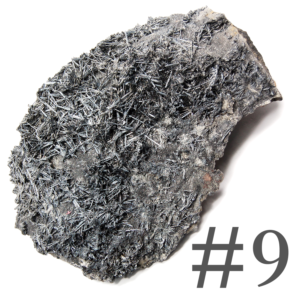 Specimen - Stibnite Natural Clusters (China)