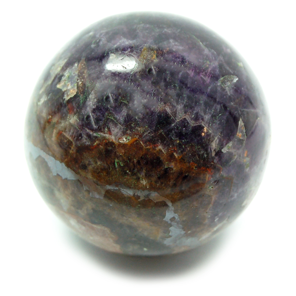 Sphere - Amethyst Crystal Spheres (India) photo 5