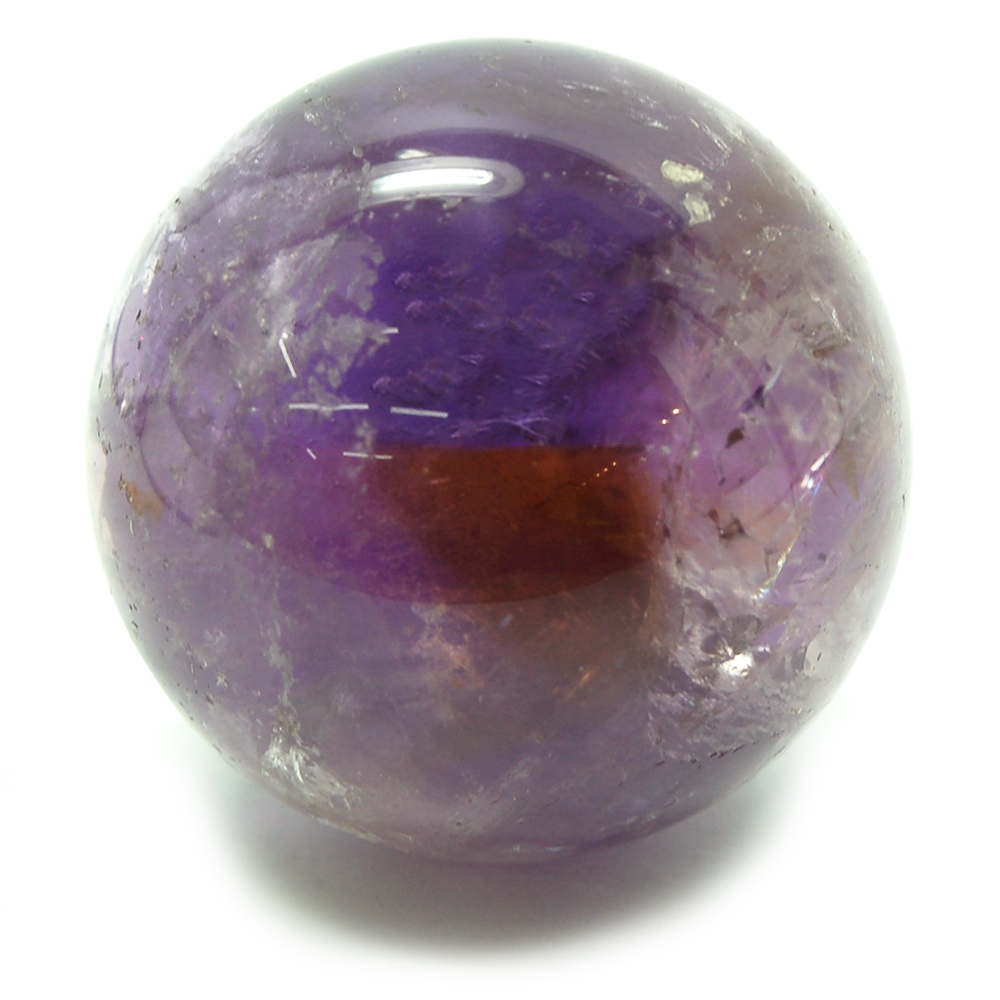 Sphere - Amethyst Crystal Spheres (India) photo 6