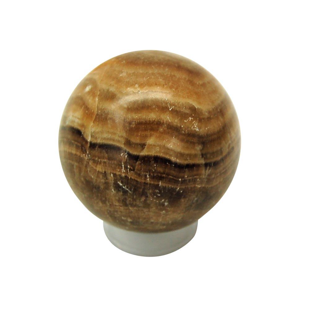 Aragonite Sphere
