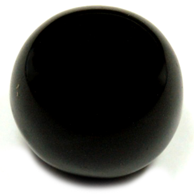 Sphere - Black Agate Spheres (India)