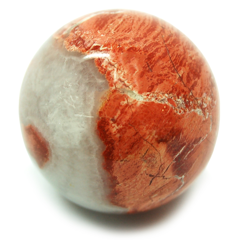 Discontinued - Brecciated Jasper Spheres (United States)