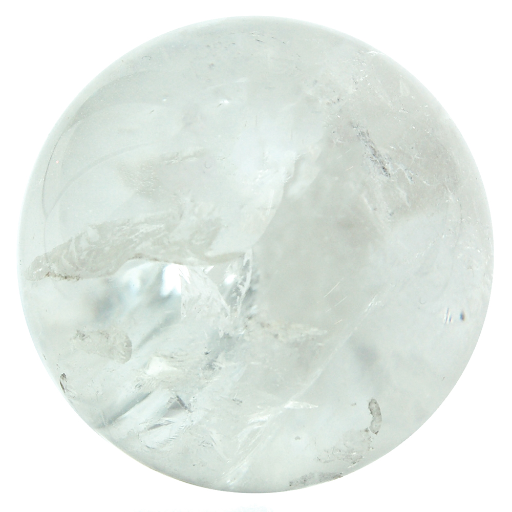 Clear Quartz Spheres