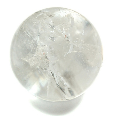 "Sphere - Clear Quartz Spheres ""Extra"" (Brazil)"