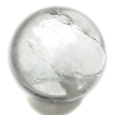 "Sphere - Clear Quartz Crystal Spheres ""Extra\"" photo 2"