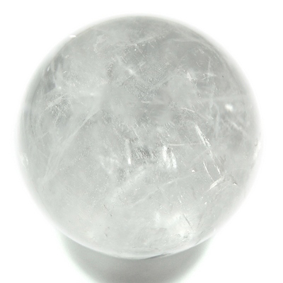 "Sphere - Clear Quartz Crystal Spheres ""Extra\"" photo 3"